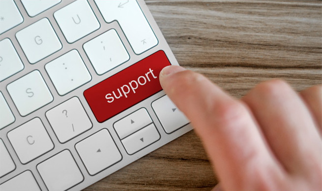 What We Do Support