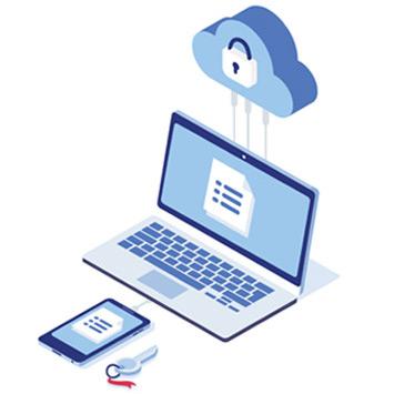 Legal Data Storage